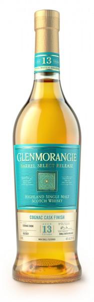 Glenmorangie Single Malt Whisky 13 YO Barrel Select Cognac Finish