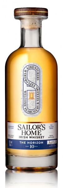 "Sailor's Home Whisky ""The Horizon"" Barbados Rum Cask"