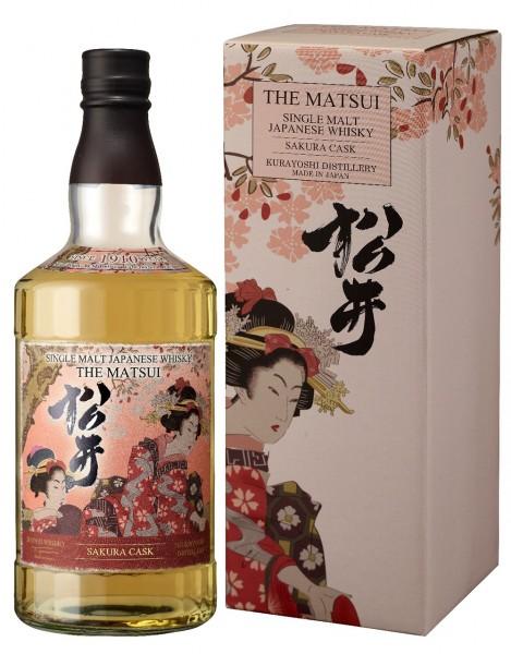 Matsui Single Malt Sakura Cask