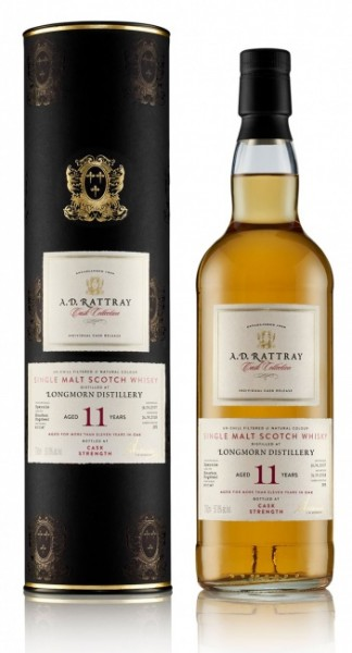 Longmorn 11 Jahre 2007 A.D.Rattray Cask Collection