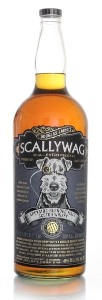 Scallywag Blended Malt Whisky Big Bottle