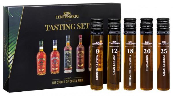 Ron Centenario Tasting Set