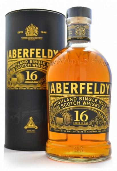 Aberfeldy 16 Jahre Old Oak Cask
