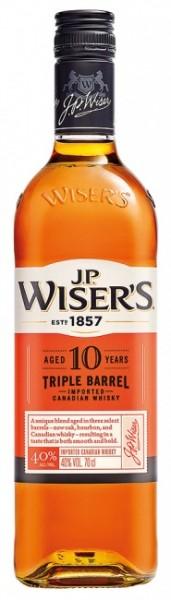 J.P. Wiser's 10 Jahre Triple Barrel