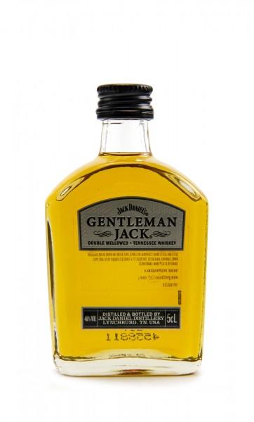 Jack Daniels Gentleman Jack Whisky Miniatur