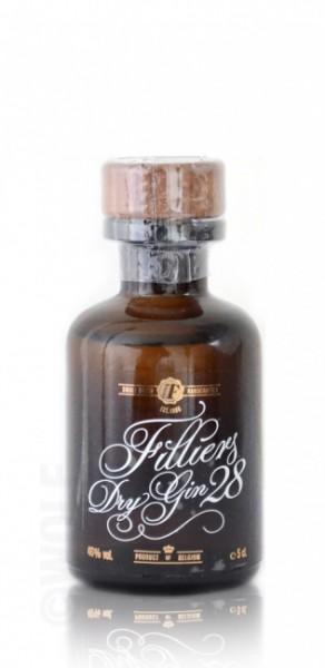 Filliers Dry Gin 28 Miniatur