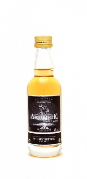 Armorik Classic Single Malt Miniatur