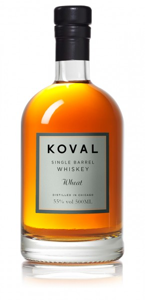 Koval Wheat Single Barrel Whiskey