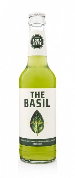 The Basil - Soda Libre Einzelflasche