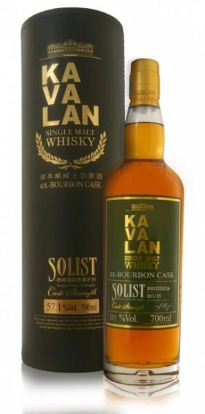 Kavalan Solist Bourbon Single Malt