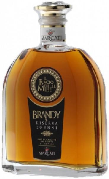 Marcati Brandy Riserva - 20 Jahre