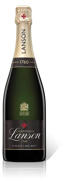 Lanson Champagne Brut Black Label in GP
