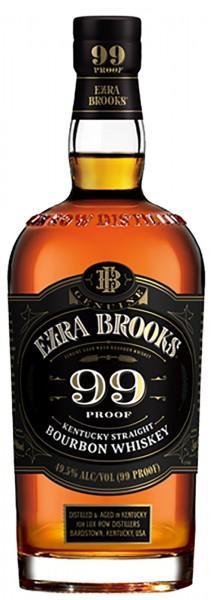 Ezra Brooks 99 Proof Kentucky Bourbon Whiskey