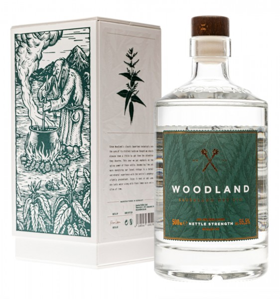 "Woodland Distiller's Cut 2020 ""Nettle Strength"""