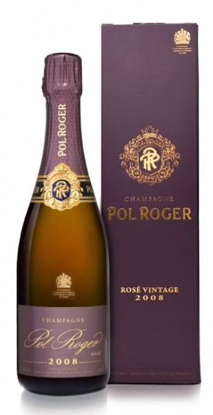 Champagne Pol Roger Rosé Brut 2009