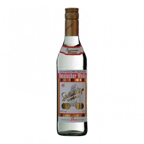 Stolichnaya 1,0 Liter