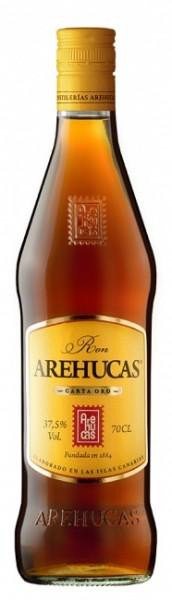 Ron Arehucas Carta Oro
