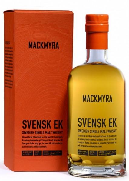 """Mackmyra """"Svensk Ek"""" Swedish Single Malt"""