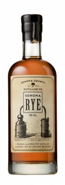 Sonoma County Rye Whiskey