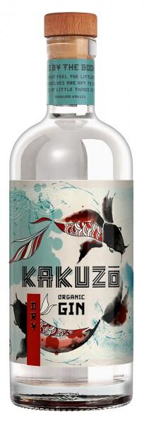 Kakuzo Distilled Dry Gin