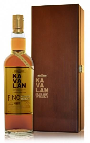 Kavalan Solist Fino Single Malt