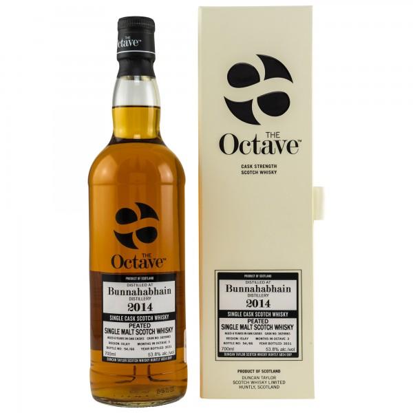 Bunnahabhain Single Malt Whisky 2014/2020 The Octave