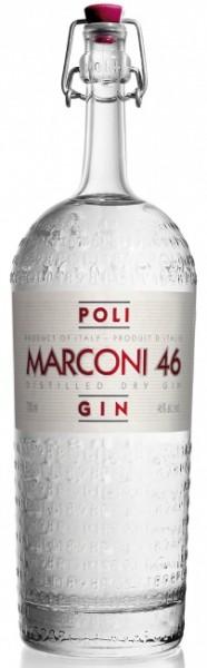 Poli Marconi 46 Distilled Dry Gin