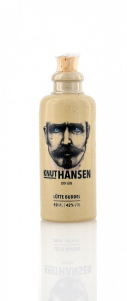 Knut Hansen Dry Gin Miniatur