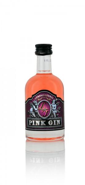 Lebensstern Pink Gin Miniatur