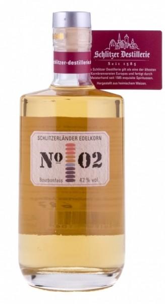 Schlitzer Edelkorn No. 02 -Bourbonfass-
