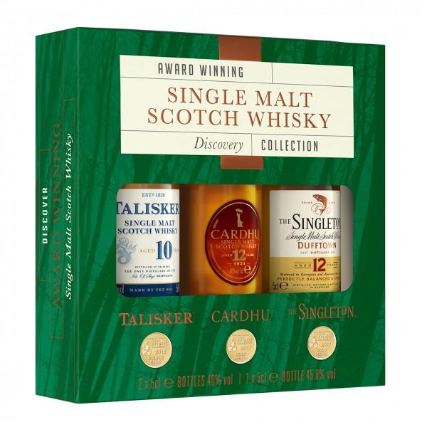 Malt Whisky Explorer Pack Mini