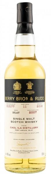 Caol Ila Whisky 2007/2019 Berry Bros & Rudd