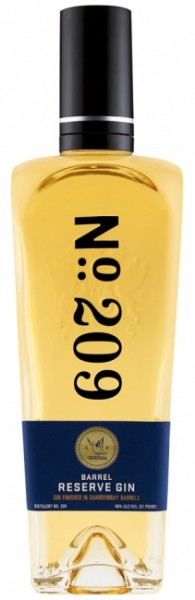 No. 209 Barrel Reserve Gin Chardonnay