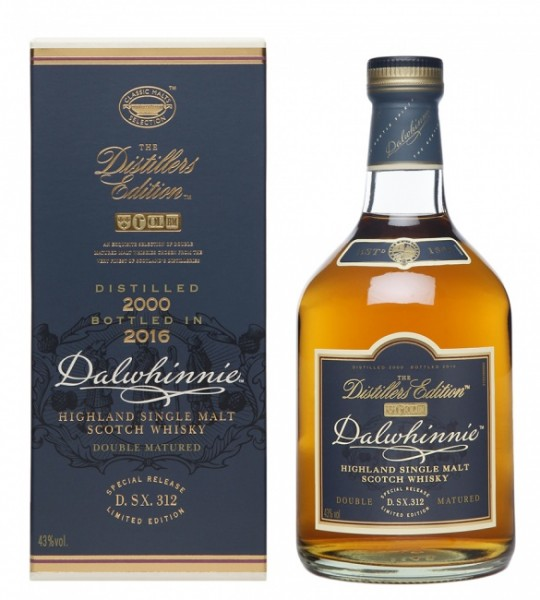 Dalwhinnie Distillers Edition 2004/2019