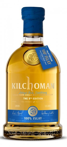 Kilchoman 100% Islay Release 9. Edition