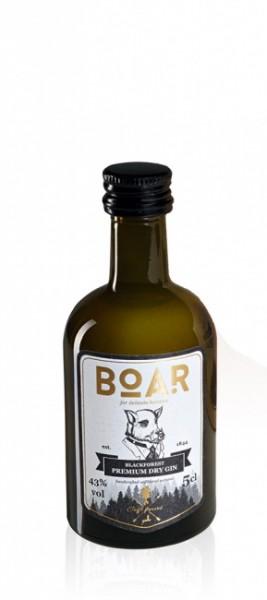 BOAR Premium Dry Gin Miniatur