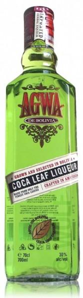 AGWA de BOLIVIA - Coca Liqueur