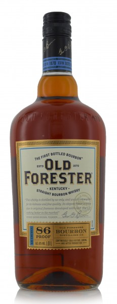 Old Forester Kentucky Straight Bourbon