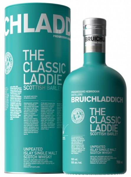 "Bruichladdich ""The classic Laddie"" Scottish Barley"