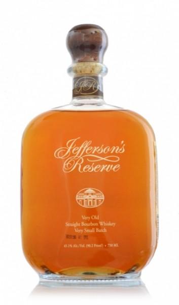 Jefferson's Reserve Small Batch