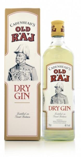 Cadenhead's Old Raj Dry Gin 46%