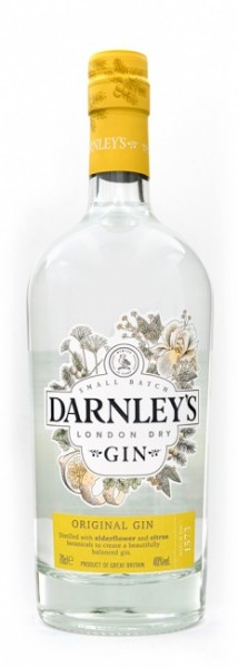 Darnley's View Original London Dry Gin