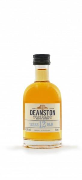 Deanston 12 Jahre Miniatur