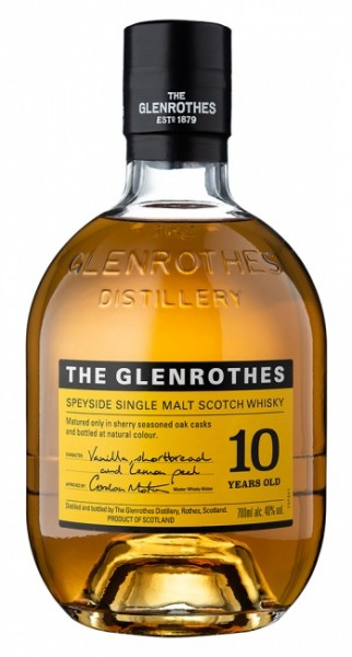 Glenrothes 10 Jahre
