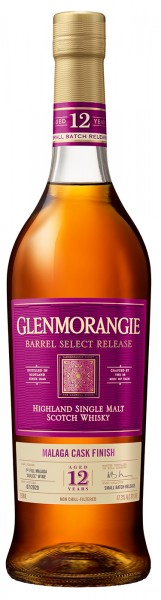 Glenmorangie Malaga 12 Jahre Barrel Select Releases