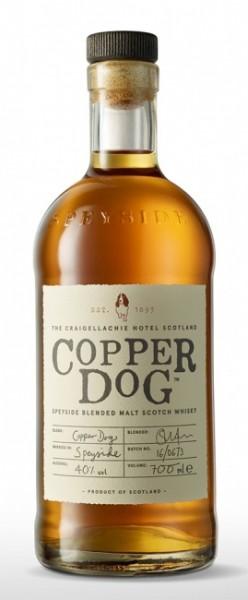 Copper Dog Speyside Blended Malt Whisky