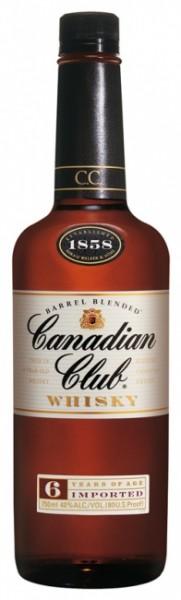 Canadian Club 6 Jahre