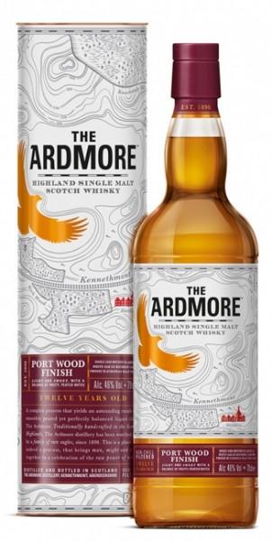 Ardmore Port Wood Finish 12 Jahre
