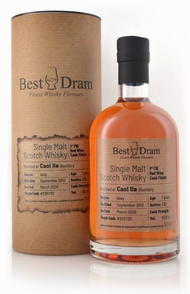 Caol Ila Best Dram Single Malt Whisky