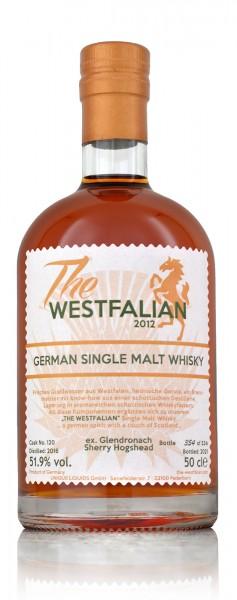 The Westfalian 2016 Single Malt ex.Glendronach Cask
